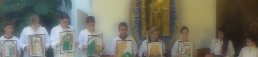 Gyáli Katolikus Egyház honlapja